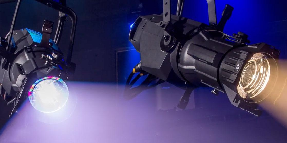 focos de recorte iluminación ELP LED de Martin