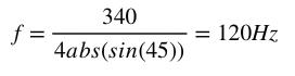 formula subgraves