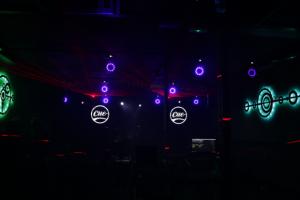 equipos de sonido y de iluminación profesional