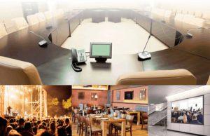 Guía para la instalación de sistemas de sonido profesional