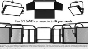 Paneles LED Ecl TWC y Ecl TWCJR
