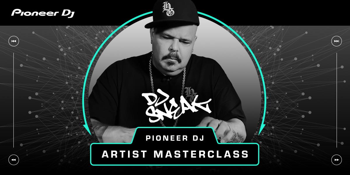 sampler DJ
