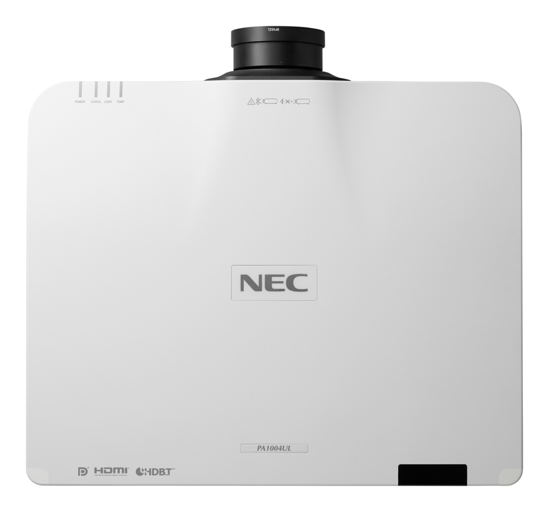 Proyectores láser silenciosos de NEC