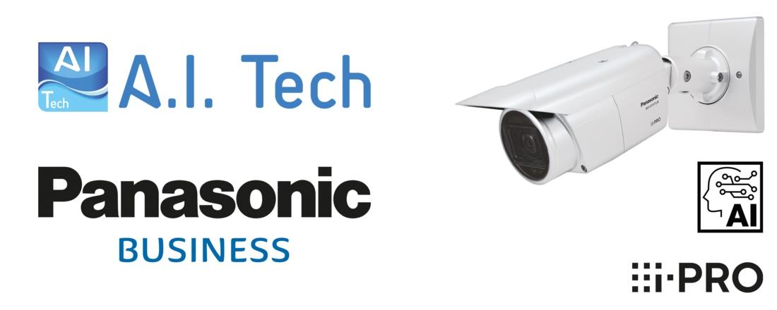 cámaras de seguridad de la serie i-PRO X de Panasonic