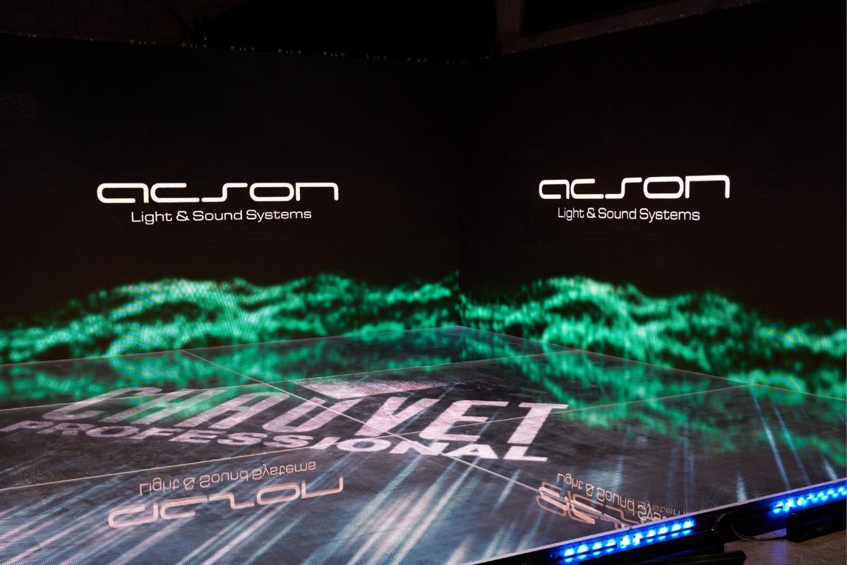 cabeza móvil LED Maverick Silens 2 Profile de CHAUVET Professional
